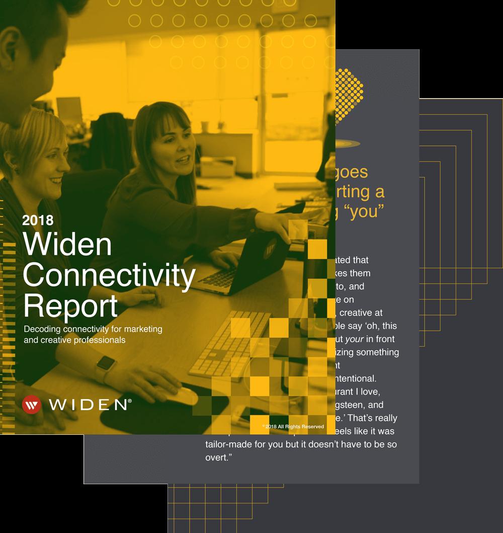 2018-Widen-Connectivity-Report