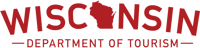 Wisconsin Department of Tourism Logo