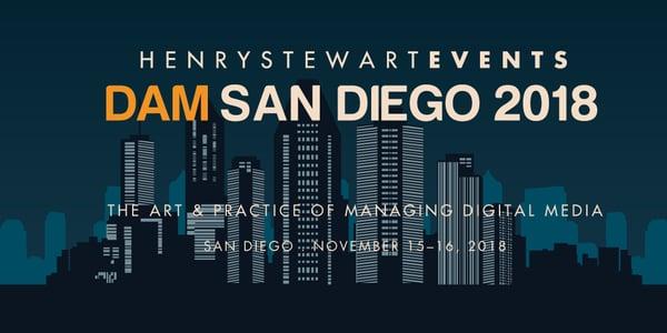 Join Widen at DAM San Diego November 15-16.