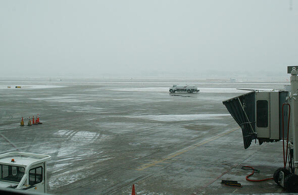 Madison airport