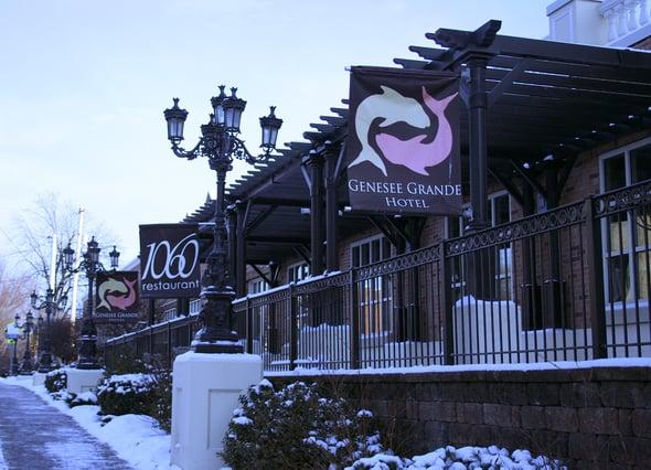 Syracuse hotel
