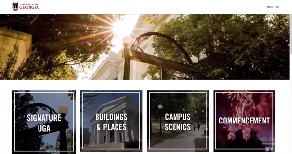 University of Georgia Portal