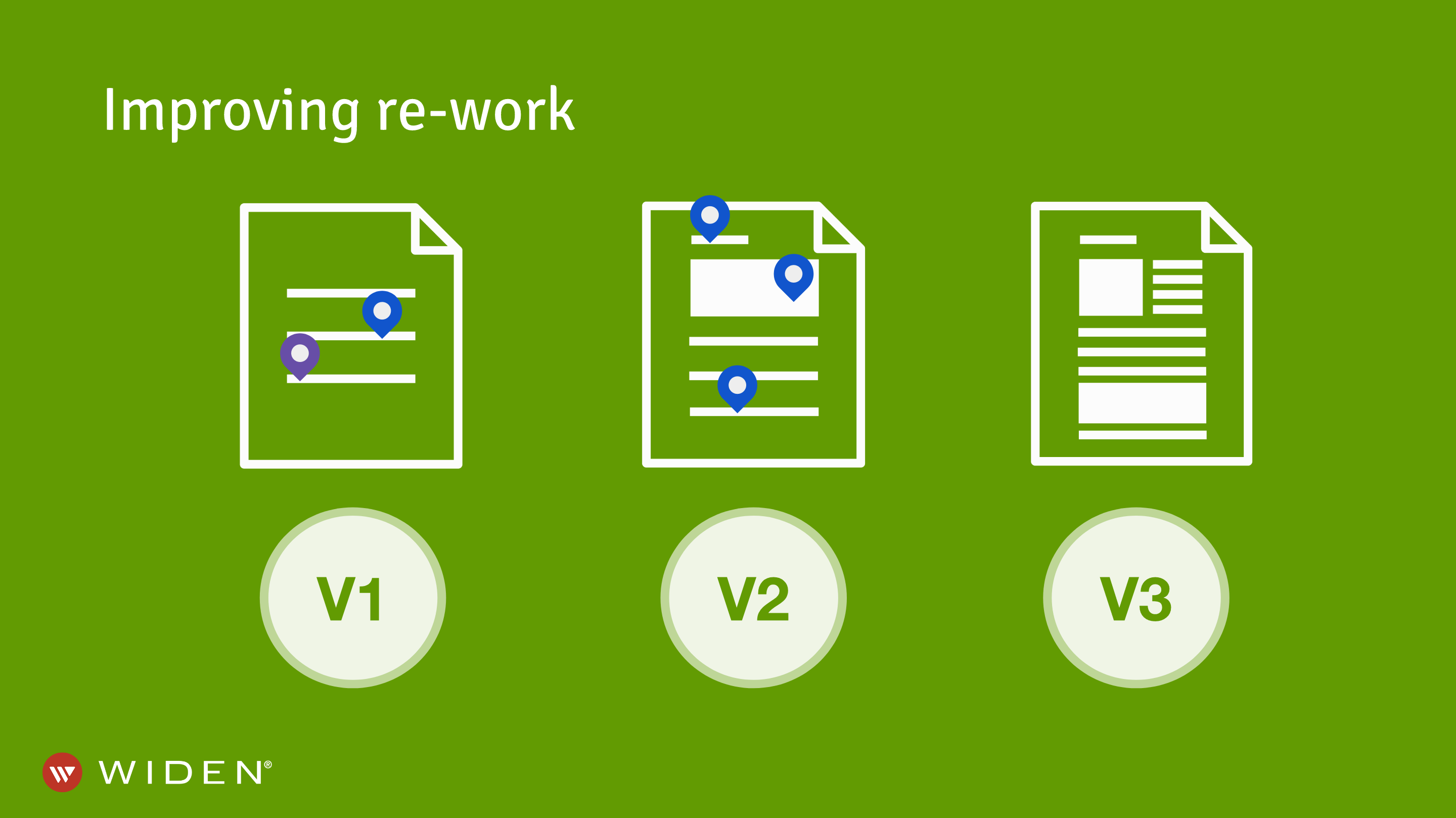 Workflow Helps with Management of Versions