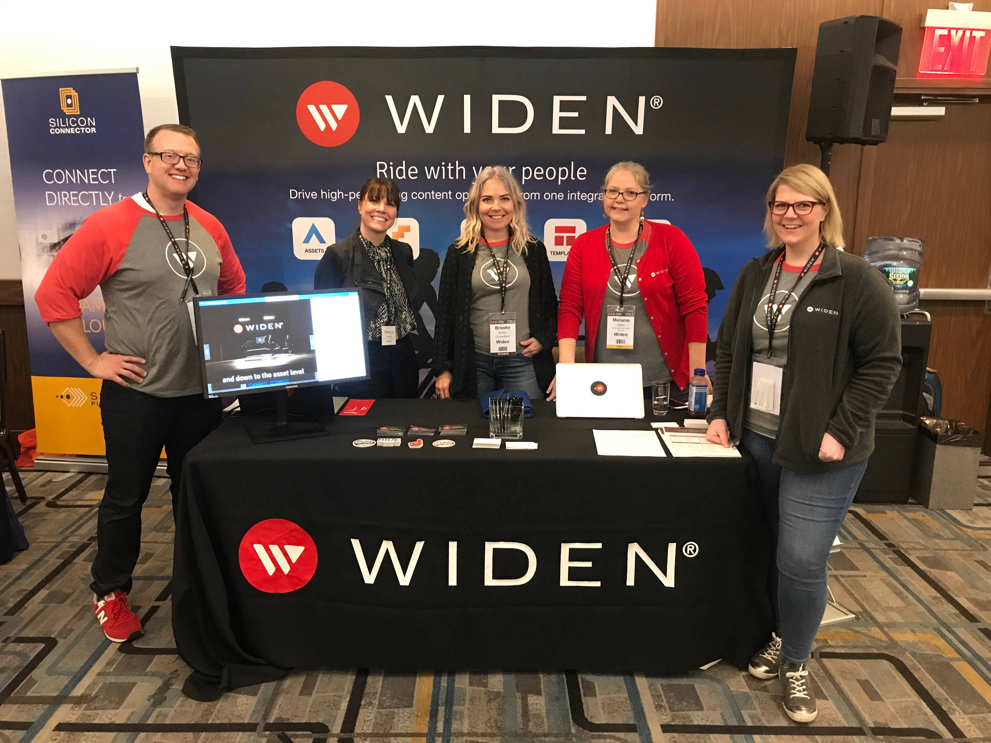 2018 Widen events