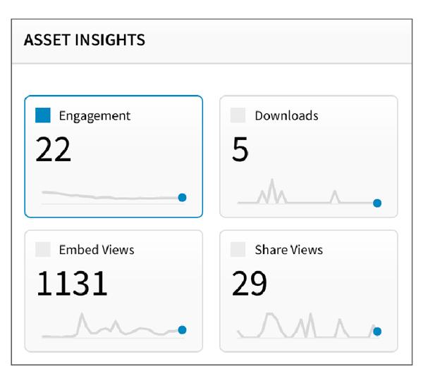 Marketing Asset Management Visual Analytics
