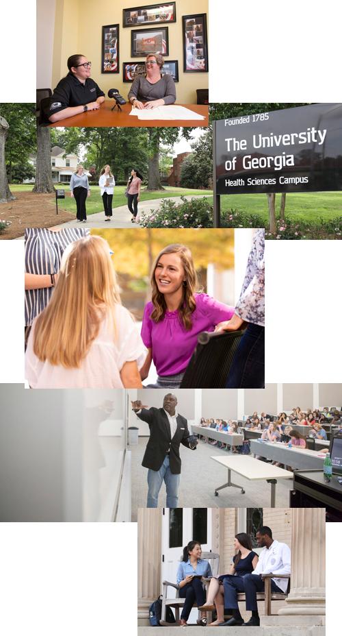 university-of-georgia-collage