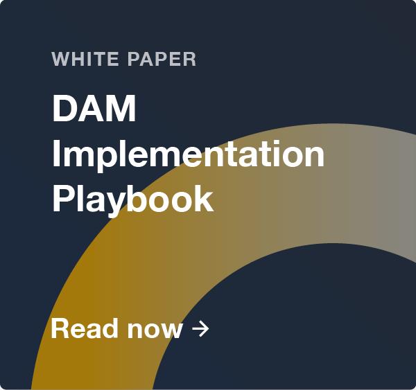 digital asset management implementation playbook white paper