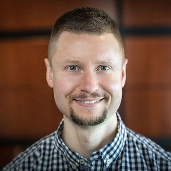 Ben Dotte, Senior Director of Engineering