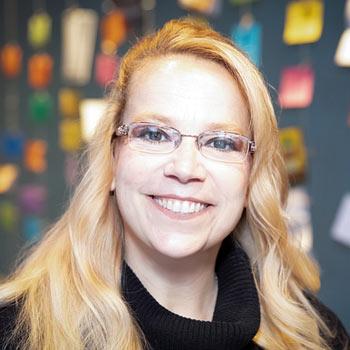 Debby Leisner, VP of Business Operations