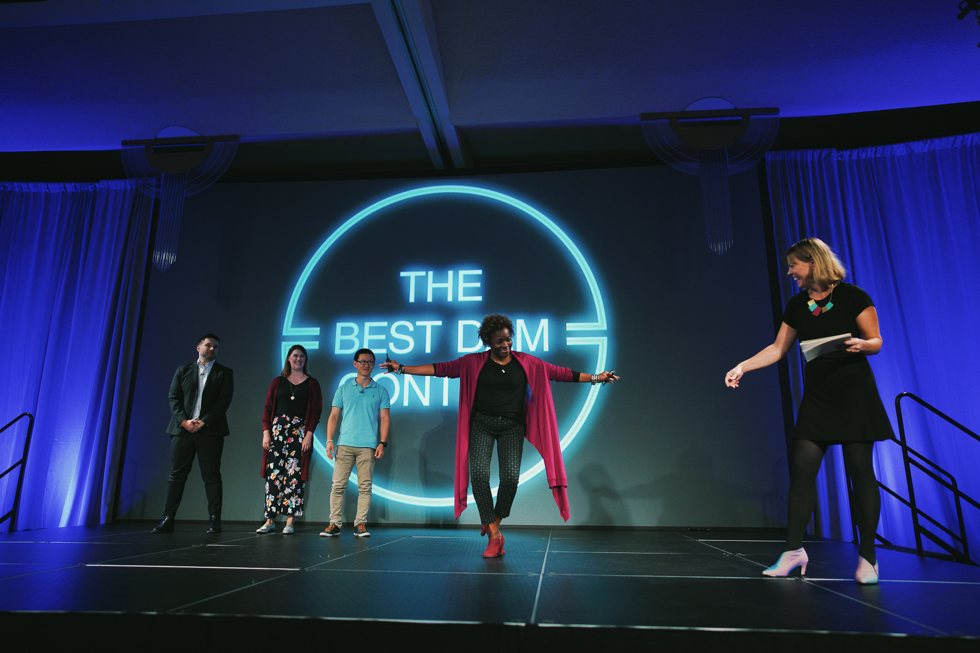 Best DAM Contest - Widen Summit 2019