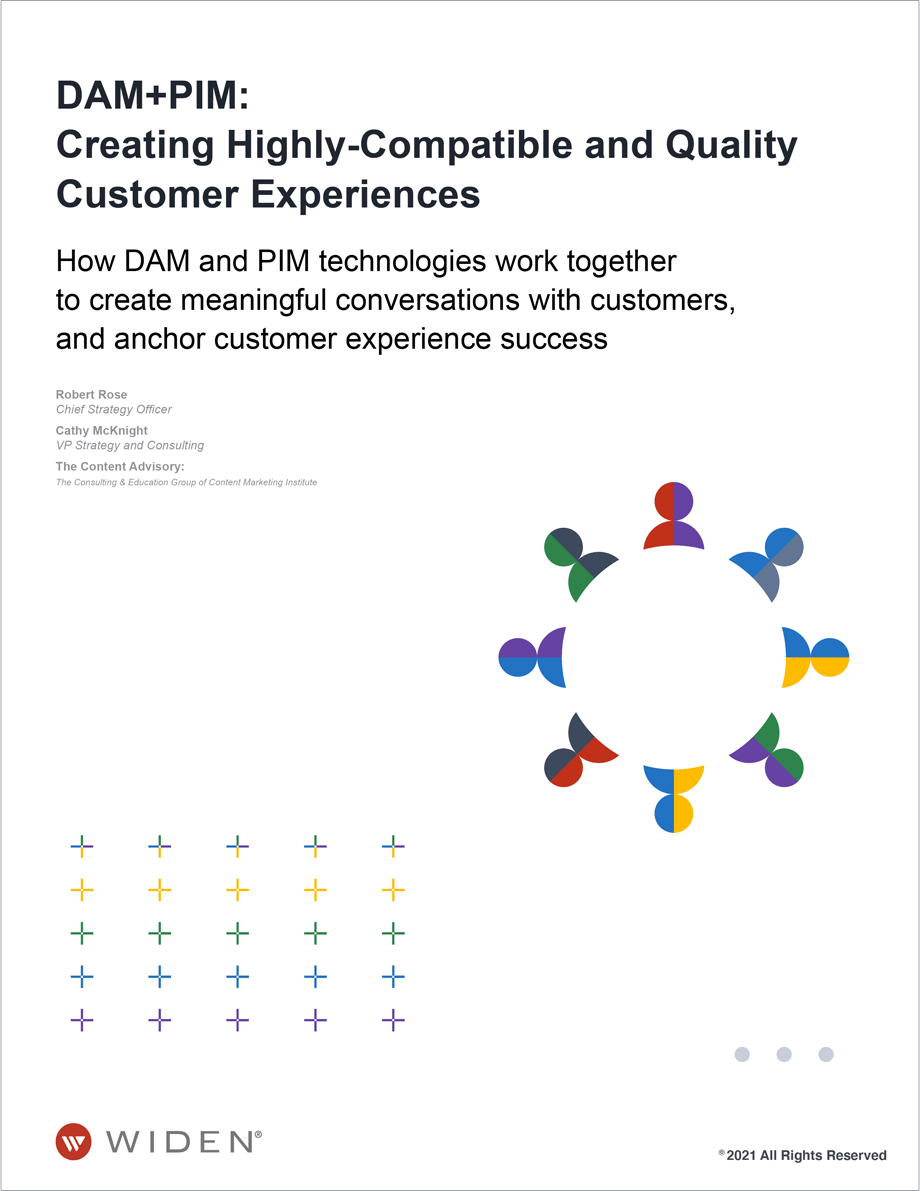 DAM+PIM: Creating Highly Compatible and Quality Customer Experience