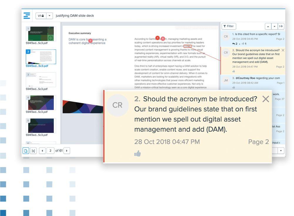 Enterprise Digital Asset Management Workflow Tool