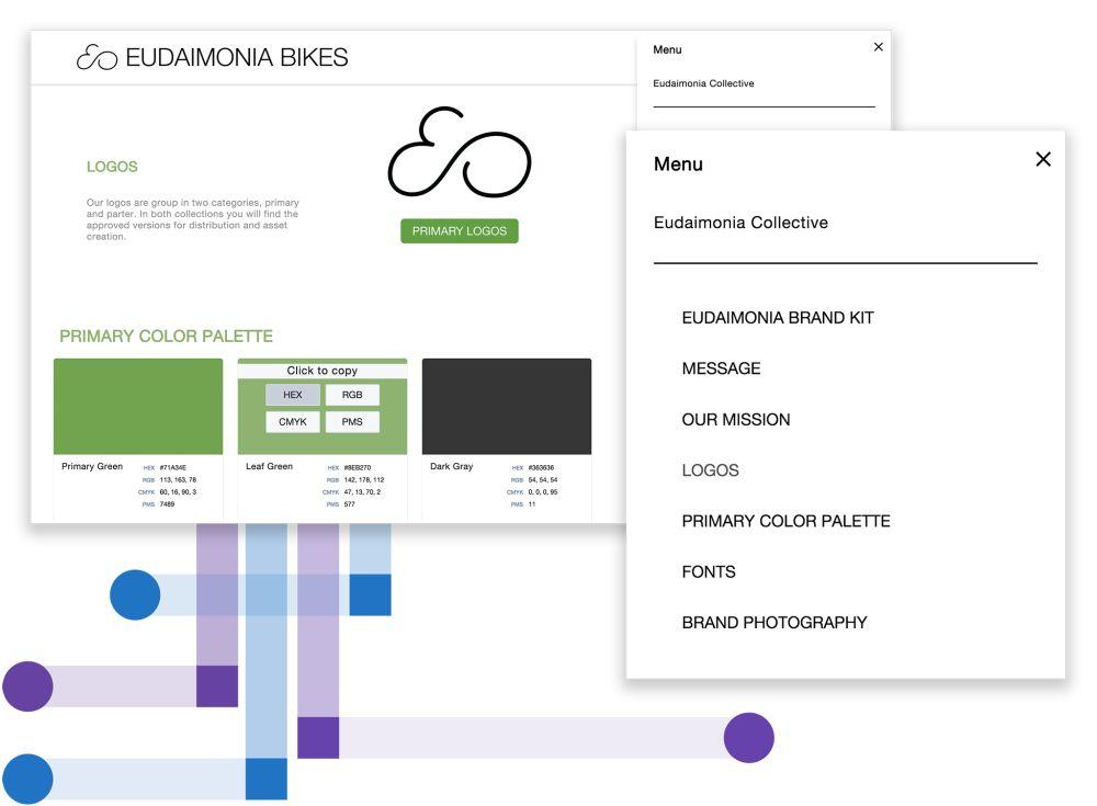 Widen Enterprise DAM Solution Brand Portal