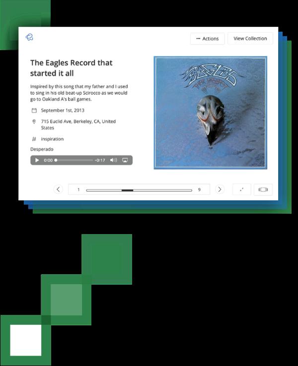 Enwoven Integration Screen Captivating Content Graphic